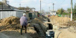 Lucrări de extindere a rețelei de canalizare în cartierului Buna Vestire din Ploiești.