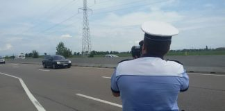 Acțiune de amploare a Poliției Rutiere pe DN1, în Prahova! Aproximativ 300 de șoferi au fost amendați
