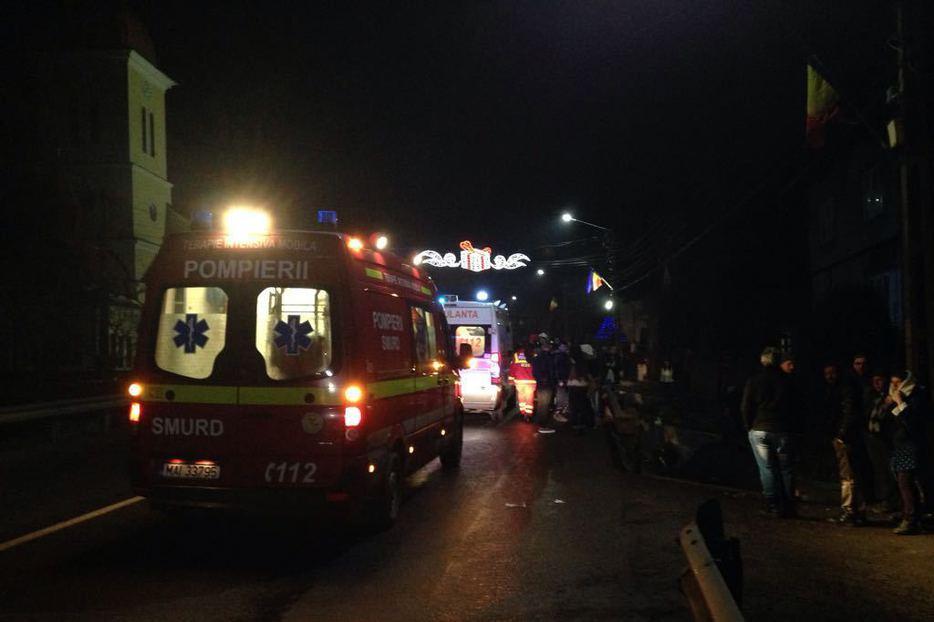 Pericol de explozie în zona localității Gura Vitioarei. A intrat cu mașina în conducta de gaze FOTO caracter ilustrativ